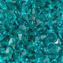 Preciosa 3 mm Blue Zircon