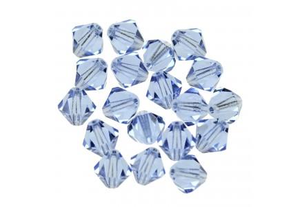 Preciosa 3 mm Light Sapphire