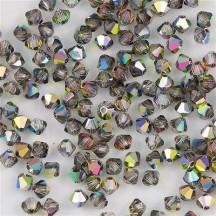 Preciosa 4mm Crystal VD Med 2x