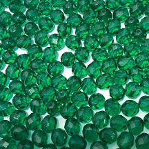 Margele Cehesti Fire-Polish 8mm 50720 Emerald