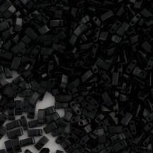 Miyuki Half Tila 0401 Black