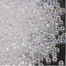 Margele Toho 6/0 0161 Transparent Rainbow Crystal