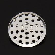 Baza brosa argintie 15mm