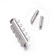 Inchizatoare multisit 31mm argintie