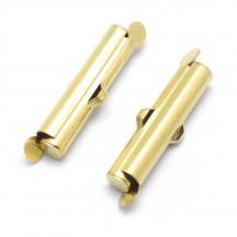 Terminatie tub auriu 26x6mm