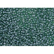 Margele Toho 11/0 0118 Transparent Lustered Green Emerald