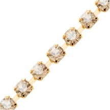 Preciosa 16ss Cup Chain Gold Plated
