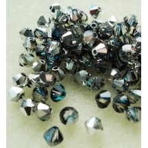 Preciosa 4mm Crystal Bermuda Blue