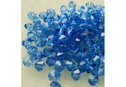 Preciosa 4mm Sapphire