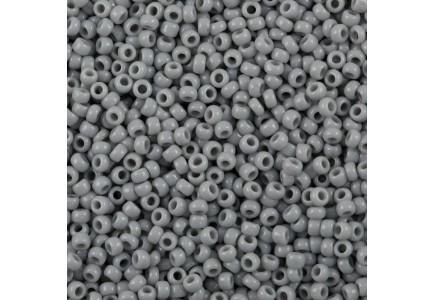 Margele Toho 8/0 53 Opaque Gray