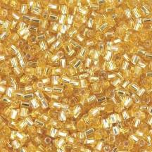 Margele de nisip Miyuki 11/0  0003 Silver Lined Gold