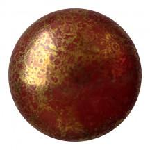 Cabochons Par Puca 25mm 13630/15496 Opaque Choco Bronze