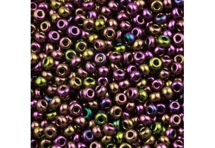 Margele de nisip Preciosa Ornela 10/0 19001/59195 Metallic Iris Purple