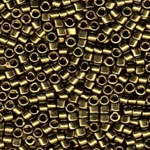 Delica 11/0 DB0011 Metallic Olivine