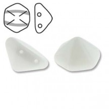 Pyramid Hex 12mm 02020 White