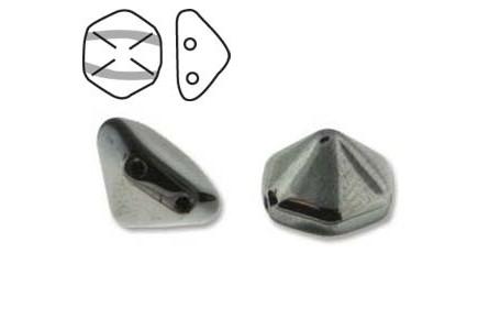 Pyramid Hex 12mm 23980/27401 Jet Chrome