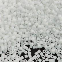 Miyuki Cube 1.8mm 0402 White Opaque