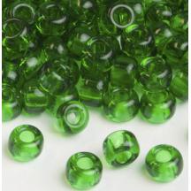 Margele de nisip Miyuki 15/0 0146 Transparent Green