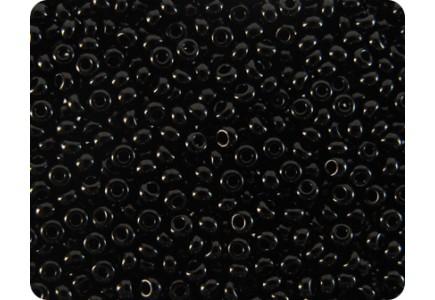 Margele De Nisip Preciosa Ornela 13/0 19001/23980 Black