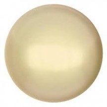 Caboshon Par Puca 25mm 02010/11411 Cream Pearl