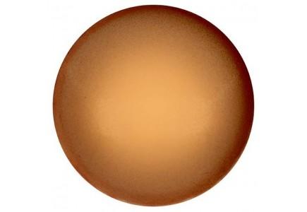 Caboshon Par Puca 25mm 02010/11016 Gold Pearl