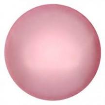 Caboshon Par Puca 25mm 02010/11475 Rose Pearl