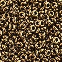 Toho Demi Round 11/0 223 Antique Bronze