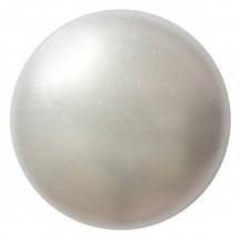 Caboshon Par Puca 25mm 02010/11402 White Pearl