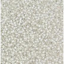 Margele Toho 11/0 2021 Silver Lined Rainbow Crystal