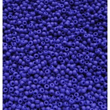 Margele Toho 11/0 0048F Opaque Frosted Navy Blue