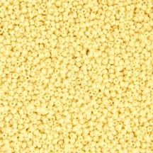Margele de nisip Preciosa Ornela 10/0 Light Yellow 39001/16686
