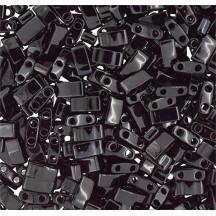 Miyuki Half Tila Black HTL0401