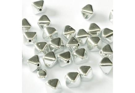 Margele Sticla Cehia Biconice 6mm 00030/27000 Crystal Labrador Full
