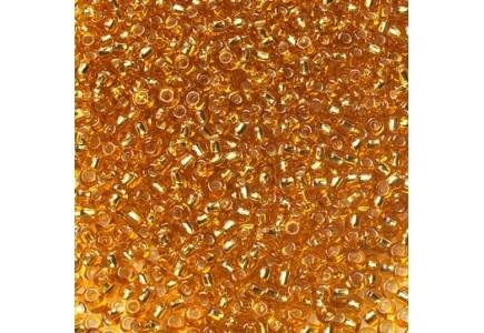 Margele de nisip Preciosa Ornela 10/0 19001/10050 Transparent Topaz