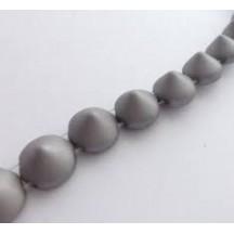 Tipp 8mm 29403 Metallic Steel