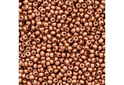 Margele de nisip Preciosa Ornela 6/0 19001/01770 Metallic Copper
