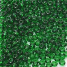Margele De Nisip Preciosa Ornela 15/0 19001/50060 Transparent Emerald