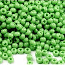 Margele de nisip Preciosa Ornela 10/0 19001/53210 Green