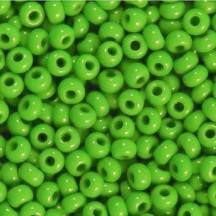 Margele de nisip Preciosa Ornela 8/0 19001/53230 Opaque Green