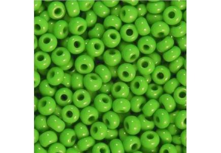 Margele de nisip Preciosa Ornela 10/0 19001/53230 Opaque Green