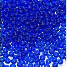 Margele De Nisip Preciosa Ornela 13/0 19001/60300 Dark Blue Crystal