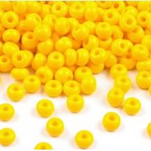 Margele De Nisip Preciosa Ornela 13/0 19001/83130 Opaque Yellow