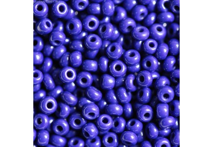 Margele de nisip Preciosa Ornela 8/0 19001/33070 Opaque Navy Blue