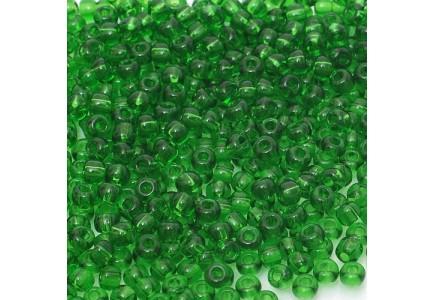 Margele De Nisip Preciosa Ornela 15/0 19001/50120 Green Crystal