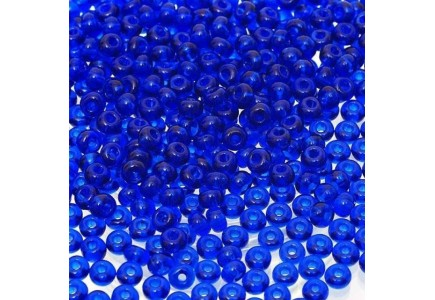 Margele De Nisip Preciosa Ornela 15/0 19001/60300 Dark Blue Crystal