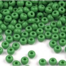 Margele de nisip Preciosa Ornela 6/0 19001/53250 Opaque Green