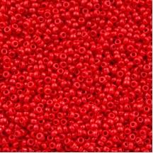 Margele de nisip Miyuki 6/0 Opaque Red 0408
