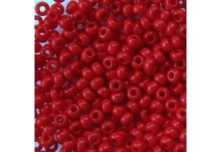 Margele de nisip Preciosa Ornela 10/0 19001/93190 Opaque Red