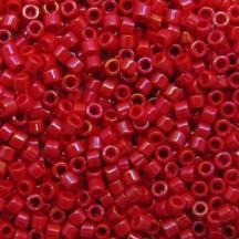 Delica 10/0 DB100723 Opaque Dk Cranberry