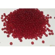 Margele de nisip Preciosa Ornela 10/0 19001/90090 Transparent Dark Red